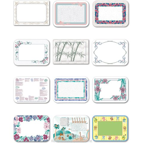 Dinex DX5350Q Tray Liner (Magnified)