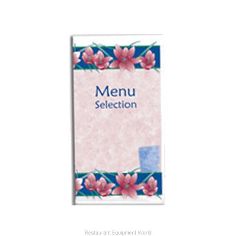 Dinex DX6SM243109 Menu (Magnified)