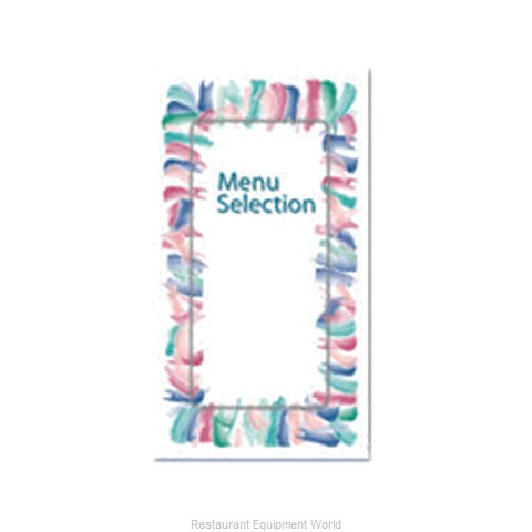 Dinex DX6SM323000 Menu (Magnified)