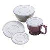 Tapa, para Vaso Descartable <br><span class=fgrey12>(Dinex DX9000B7000 Disposable Cup Lids)</span>