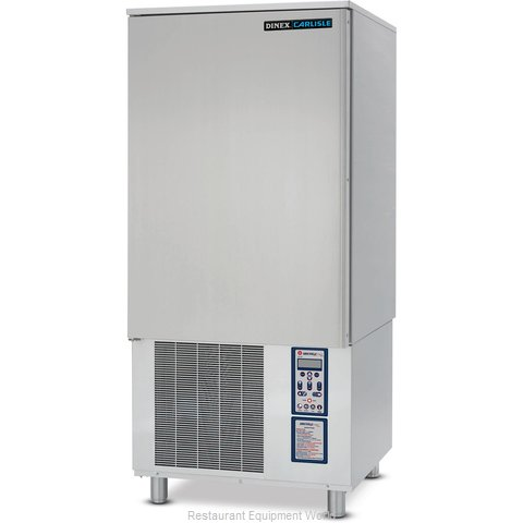 Dinex DXDBC110 Blast Chiller Freezer, Reach-In