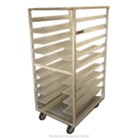 Dinex DXDHOR20UP Cart, Tray Delivery