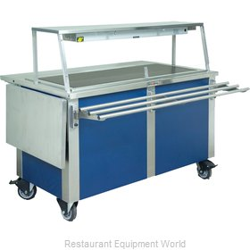 Dinex DXDHT4 Serving Counter Hot Food Steam Table Electric