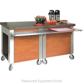 Dinex DXDST2 Serving Counter, Utility