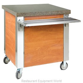 Dinex DXDST4 Serving Counter, Utility