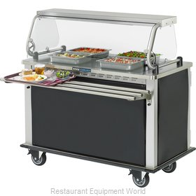 Dinex DXHSIIHH Serving Counter, Hot Food, Electric