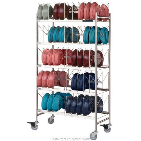 Dinex DXIBDRP100 Dome Storage Cart