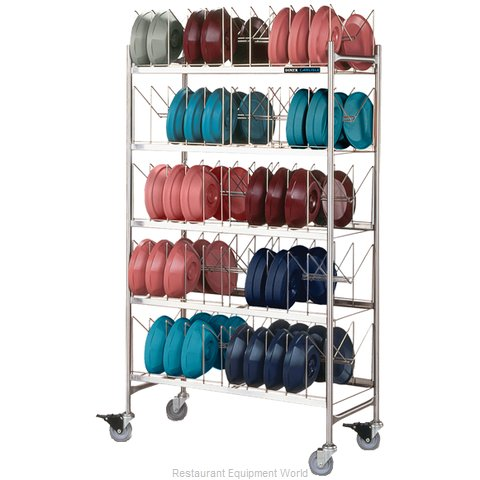 Dinex DXIBDRP300 Dome Storage Cart (Magnified)