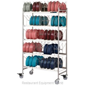 Dinex DXIBDRP300 Dome Storage Cart