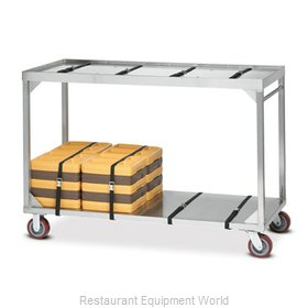 Dinex DXICSTG24 Tray Cart for Stacked Trays