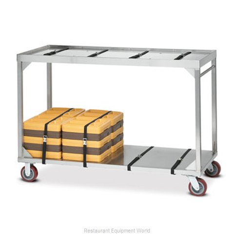 Dinex DXICSTSU24 Tray Cart for Stacked Trays