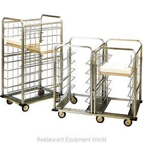 Dinex DXICSU152024 Cart, Tray Delivery