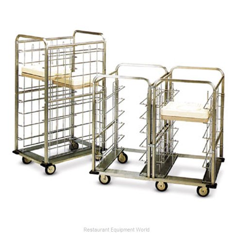 Dinex DXICSUS24 Tray Delivery Cart