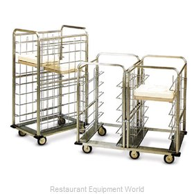 Dinex DXICSUU18 Tray Delivery Cart