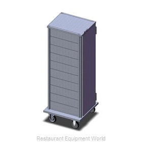 Dinex DXICT10S Cabinet, Meal Tray Delivery