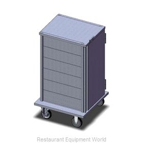 Dinex DXICT6S Cabinet, Meal Tray Delivery