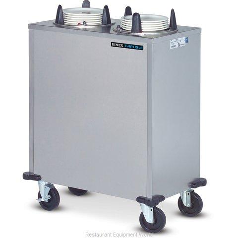 Dinex DXIDP2E0912 Dispenser, Plate Dish, Mobile