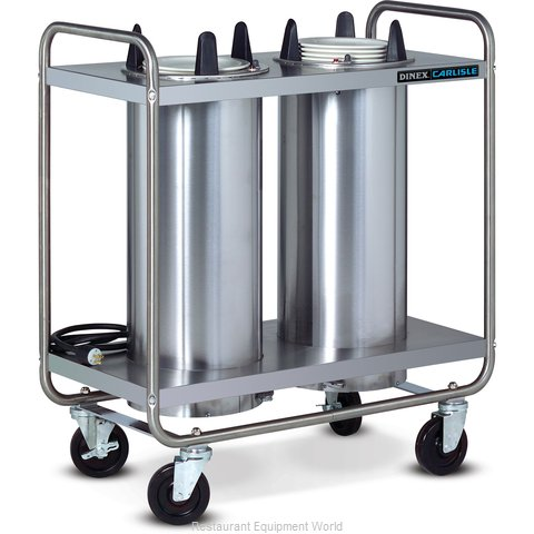Dinex DXIDP2O1200 Dispenser, Plate Dish, Mobile