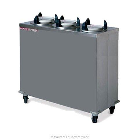Dinex DXIDPH3E1200 Dispenser, Plate Dish, Mobile
