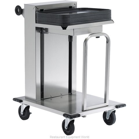 Dinex DXIDT1C1418 Dispenser Tray Rack