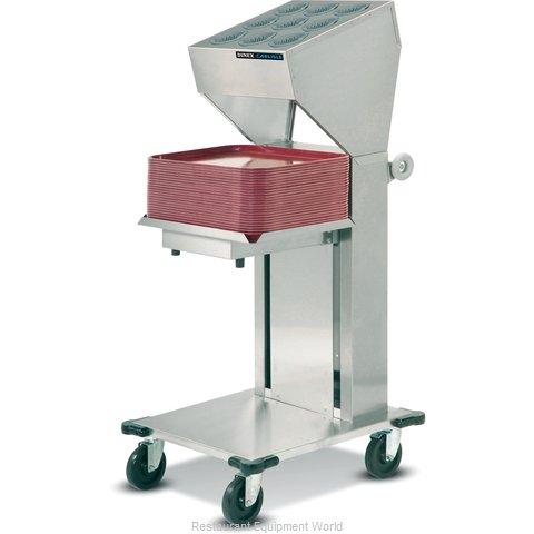 Dinex DXIDTS1C1520 Flatware & Tray Cart