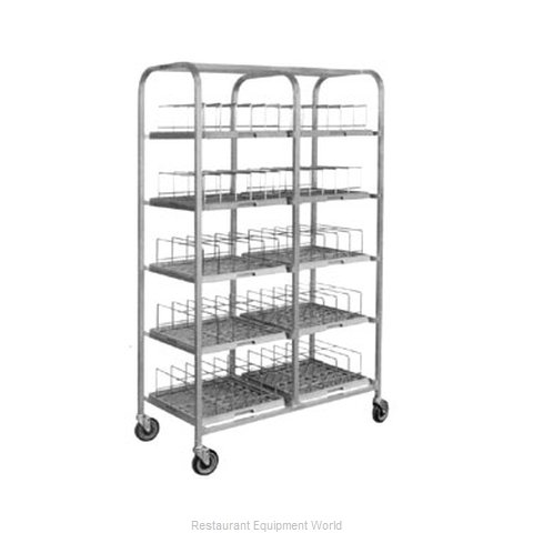 Dinex DXIRDSD740 Dome Storage Cart (Magnified)