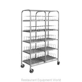 Dinex DXIRDSD780 Dome Storage Cart
