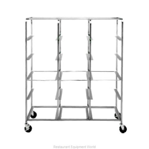 Dinex DXIRDSD9150 Dome Storage Cart (Magnified)