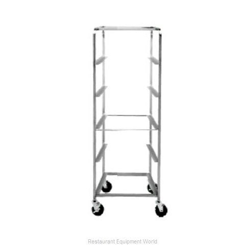 Dinex DXIRDSD950 Dome Storage Cart (Magnified)