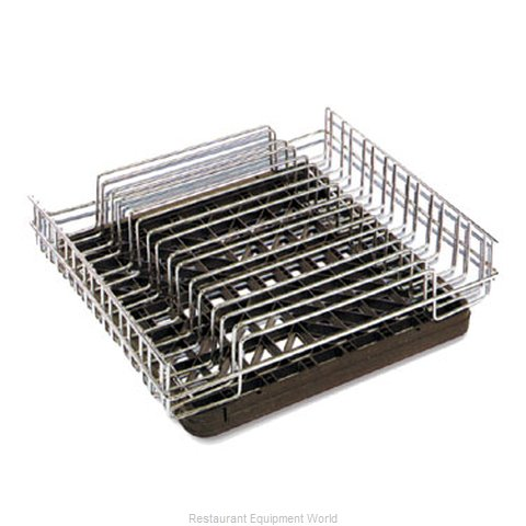 Dinex DXIWIOGSC Dishwasher Rack, Plates (Magnified)