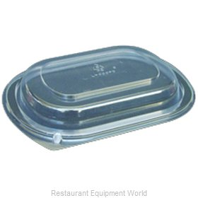 Dinex DXL4000PDCLR Disposable Container Cover / Lid