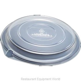 Dinex DXL5400PDCLR Disposable Container Cover / Lid