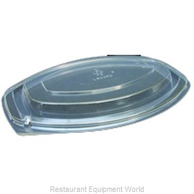 Dinex DXL900PDCLR Disposable Container Cover / Lid