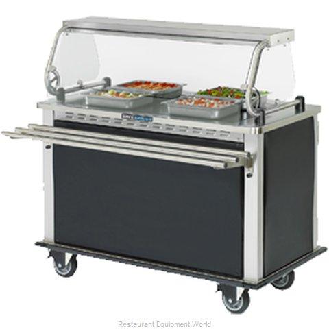 Dinex DXMTXHRN2 Serving Counter, Hot & Cold