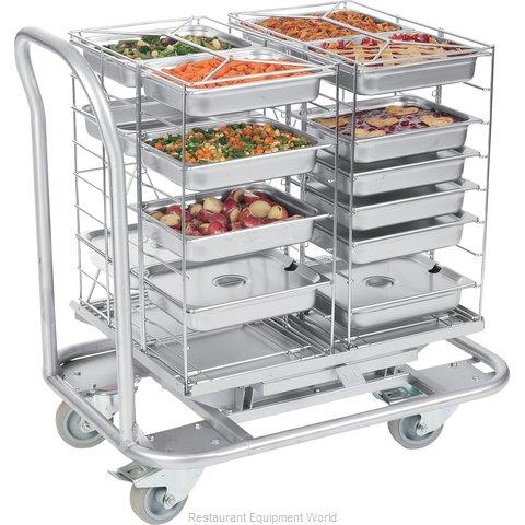 Dinex DXMTXTD Cart, Tray Delivery