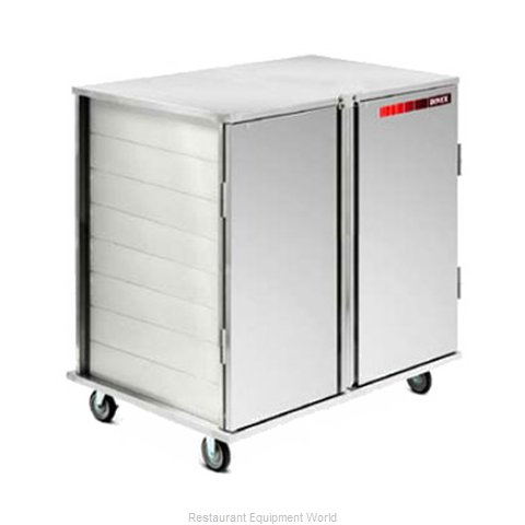 Dinex DXPSC282D Cabinet, Meal Tray Delivery