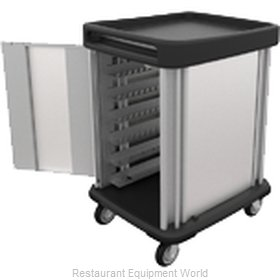 Dinex DXSU2T1D16 Cabinet, Meal Tray Delivery