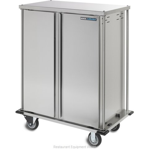Dinex DXTQ1T2D12 Cabinet, Meal Tray Delivery