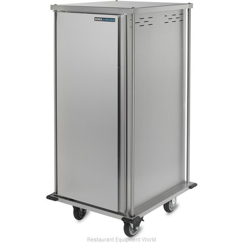 Dinex DXTQ2T1D10 Cabinet, Meal Tray Delivery