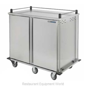 Dinex DXTQ2T2DPT28 Cabinet, Meal Tray Delivery