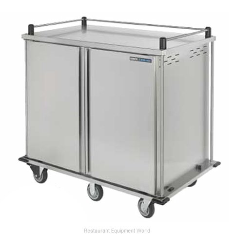 Dinex DXTQ2T2DPT32 Cabinet, Meal Tray Delivery