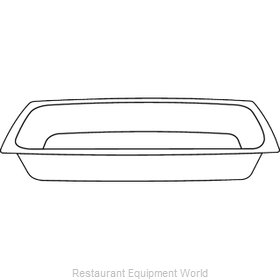Dinex DXTT8 Disposable Tray/Plate