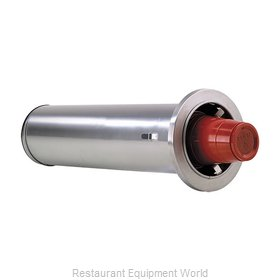 Dispense-Rite ADJ-2S Cup Dispensers, In-Counter