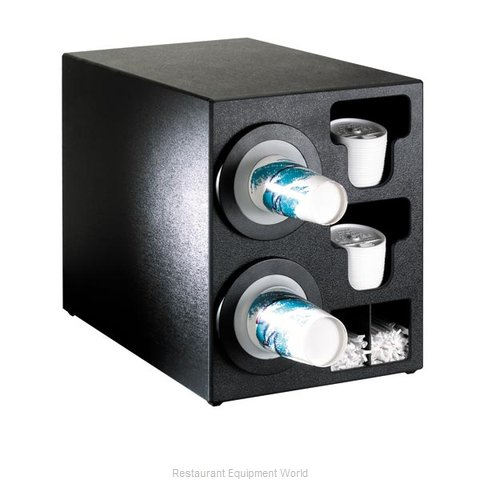 Dispense-Rite BFL-C-2BT Dispenser Disposable Cup (Magnified)