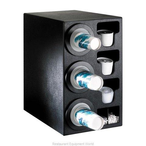 Dispense-Rite BFL-C-3BT Cup Dispensers, Countertop