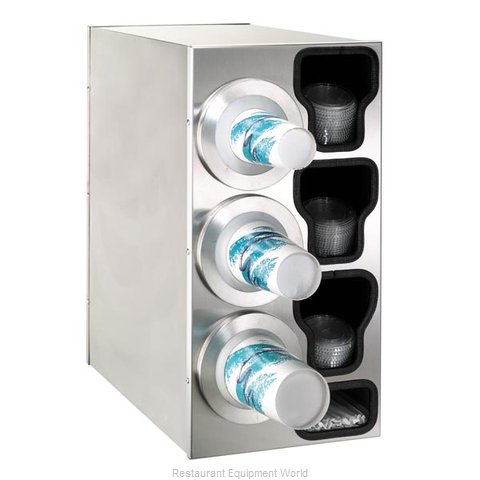 Dispense-Rite BFL-C-3LSS Dispenser Disposable Cup