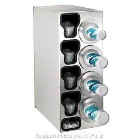 Dispense-Rite BFL-C-4RSS Cup Dispensers, Countertop