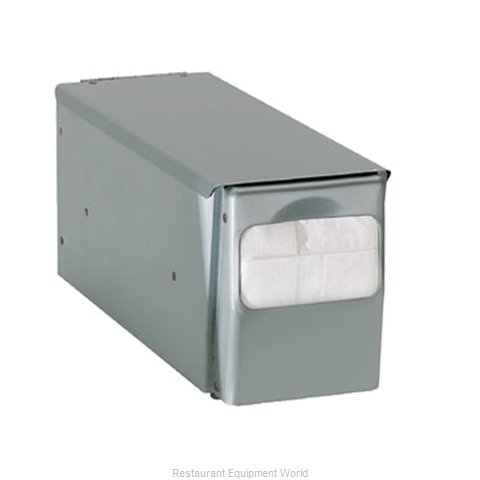 Dispense-Rite CT-LOW-BS Dispenser Paper Napkin (Magnified)
