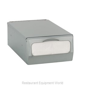 Dispense-Rite CT-MINI-BS Paper Napkin Dispenser