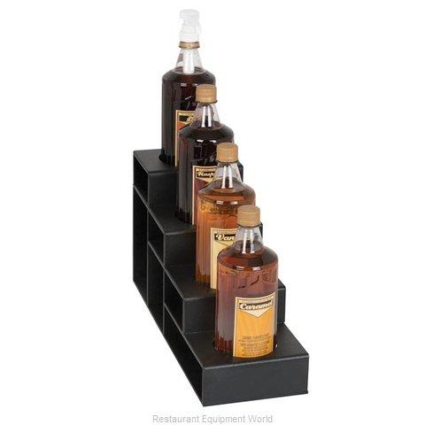 Dispense-Rite CTBH-4BT Liquor Bottle Display, Countertop